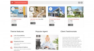 Real Spaces – WordPress Real Estate Theme 2
